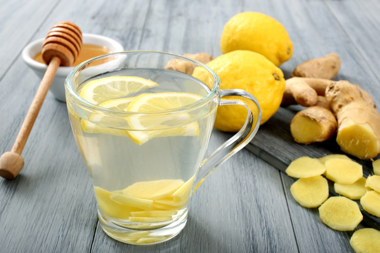 Newest > ginger lemon and honey water | Sale OFF - 70%